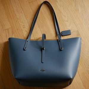 [Sold]Coach Market Tote in Perfect Used Condition